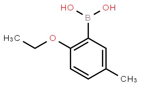 BP20488 | 123291-97-4 | 2-Ethoxy-5-methylphenylboronic acid