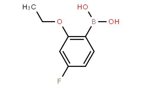 BP20489 | 480438-58-2 | 2-Ethoxy-4-fluorophenylboronic acid