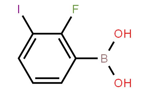 BP20499 | 1016231-39-2 | 2-Fluoro-3-iodophenylboronic acid