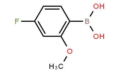 BP20507 | 179899-07-1 | 4-Fluoro-2-methoxyphenylboronic acid