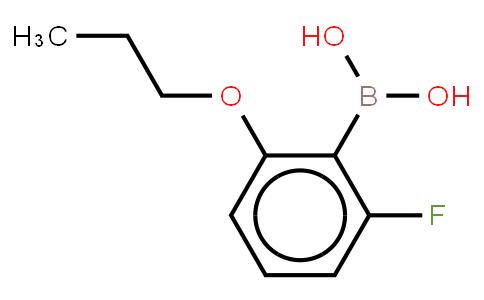 BP20512   870777-18-7   2-Fluoro-6-proproxyphenylboronic acid