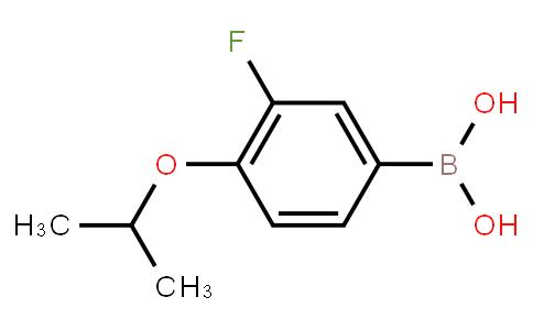 BP20513 | 480438-54-8 | 3-Fluoro-4-isopropoxyphenylboronic acid