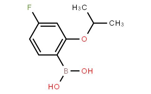 BP20516   480438-59-3   4-Fluoro-2-isopropoxyphenylboronic acid