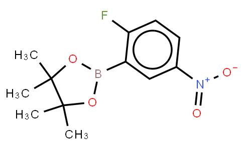 BP20518 | 425378-68-3 | 2-Fluoro-5-nitrophenylboronic acid, pinacol ester