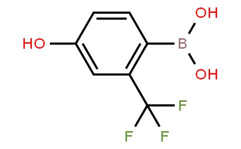 BP20527 | 943918-05-6 | 4-Hydroxy-2-(trifluoromethyl)phenylboronic acid