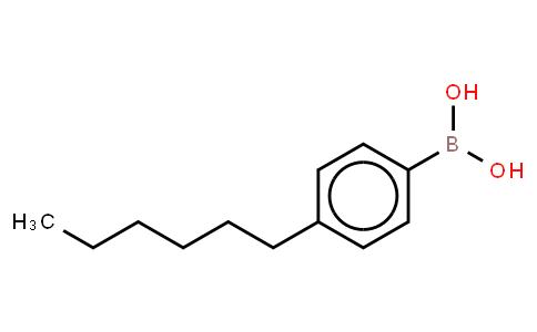 BP20528   105365-50-2   4-N-Hexylphenylboronic acid