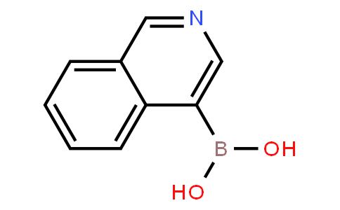 BP20534 | 192182-56-2 | Isoquinoline-4-boronic acid