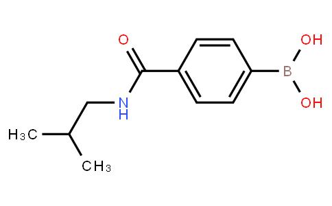 BP20535   850568-13-7   4-(Isobutylaminocarbonyl)phenylboronic acid