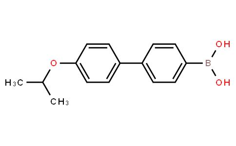 BP20537 | 870717-98-9 | 4-(4'-Isopropoxyphenyl)phenylboronic acid