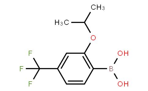 BP20542   1072952-21-6   2-Isopropoxy-4-(trifluoromethyl)phenylboronic acid
