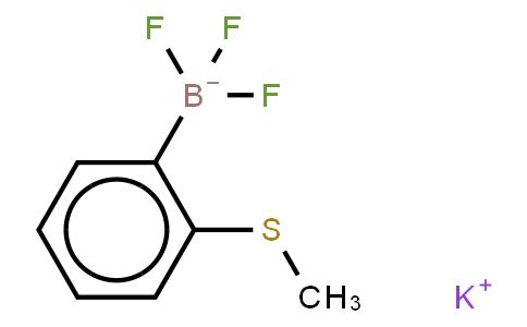 BP20547 | 850623-77-7 | Potassium(2-Methylsulfonylphenyl)trifluoroboroate