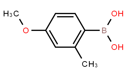 BP20553 | 208399-66-0 | 4-Methoxy-2-methylphenylboronic acid