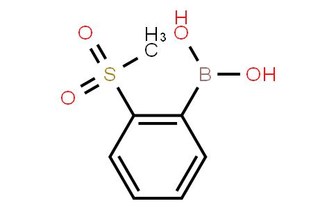 BP20566   330804-03-0   2-(Methylsulfonyl)phenylboronic acid