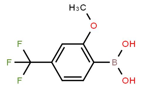 BP20570   312936-89-3   2-Methoxy-4-(trifluoromethyl)phenylboronic acid
