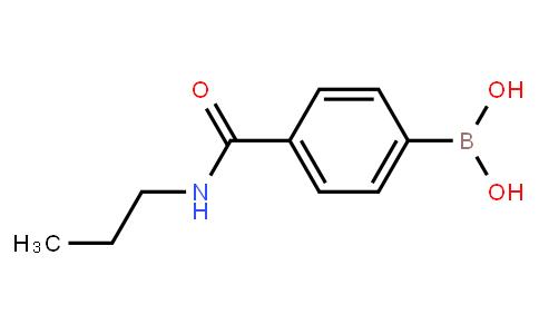 BP20586 | 171922-46-6 | 4-(N-Propylaminocarbonyl)phenylboronic acid