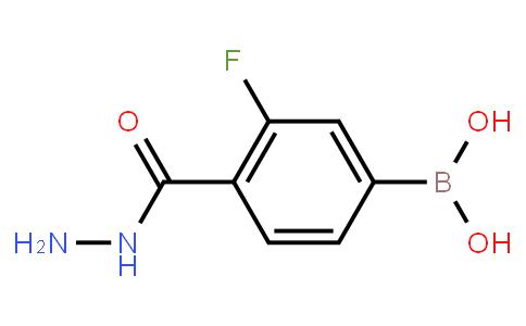 BP20598 | 850568-06-8 | 3-Fluoro-4-hydrazinocarbonylphenylboronic acid