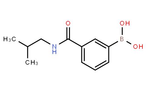 BP20601 | 723282-09-5 | 3-(Isobutylaminocarbonyl)phenylboronic acid