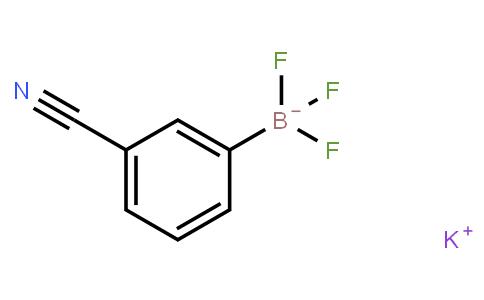 BP20611   850623-46-0   POTASSIUM (3-CYANOPHENYL)TRIFLUOROBORATE