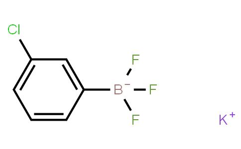 BP20612 | 411206-75-2 | POTASSIUM (3-CHLOROPHENYL)TRIFLUOROBORATE