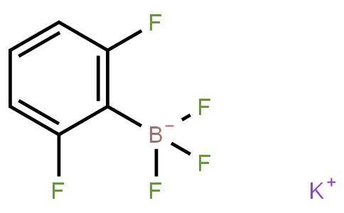BP20614   267006-25-7   POTASSIUM (2,6-DIFLUOROPHENYL)TRIFLUOROBORATE