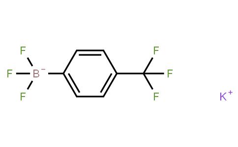 BP20625 | 166328-08-1 | POTASSIUM 4-(TRIFLUOROMETHYL)PHENYLTRIFLUOROBORATE