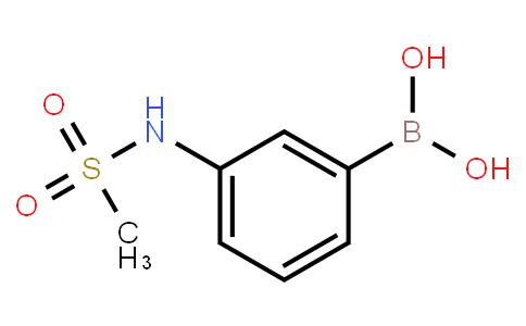 BP20626 | 148355-75-3 | 3-Methylsulfonylaminophenylboronic acid