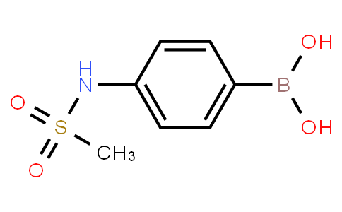 BP20629 | 380430-57-9 | 4-Methylsulfonylaminophenylboronic acid