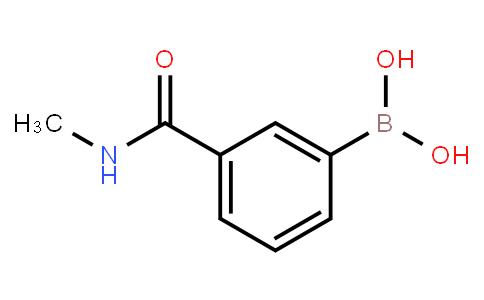 BP20630   832695-88-2   3-(N-Methylaminocarbonyl)phenylboronic acid
