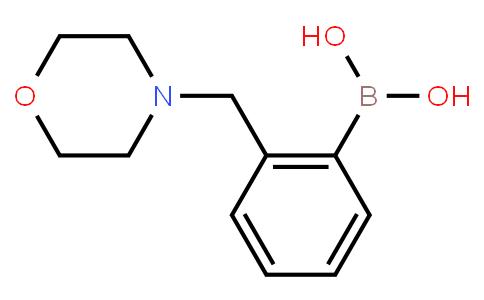 BP20631 | 223433-45-2 | 2-(Morpholinomethyl)phenylboronic acid