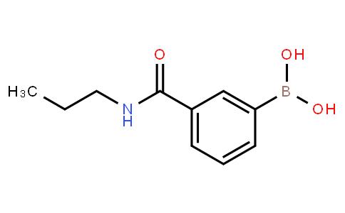 BP20634 | 850567-22-5 | 3-(N-Propylaminocarbonyl)phenylboronic acid