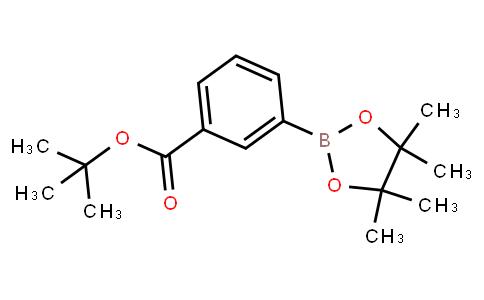 BP20639 | 903895-48-7 | 3-(t-Butoxycarbonyl)phenylboronic acid pinacol ester