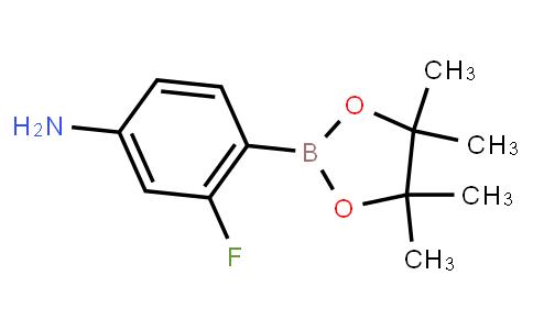 BP20657 | 819057-45-9 | 4-Amino-2-fluorophenylboronic acid pinacol ester