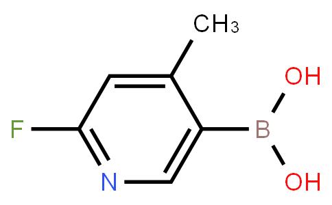 BP20666   1072944-18-3   2-Fluoro-4-methylpyridine-5-boronic acid
