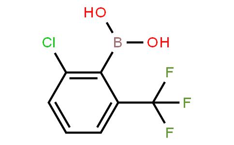 BP20669 | 851756-52-0 | 2-Chloro-6-(trifluoromethyl)phenylboronic acid