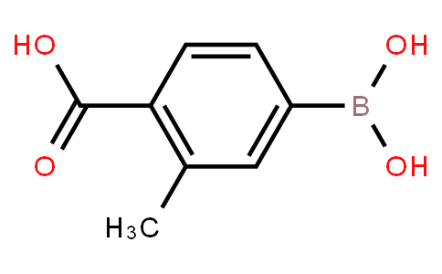 BP20671 | 191089-06-2 | 4-Carboxy-3-methylphenylboronic acid