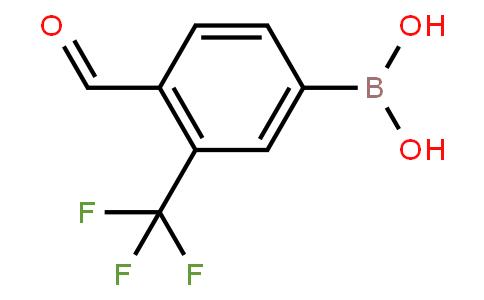 BP20672 | 1072944-24-1 | 4-Formyl-3-(trifluoromethyl)phenylboronic acid