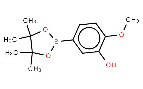 BP20673   269410-23-3   3-Hydroxy-4-methoxyphenylboronic acid, pinacol ester