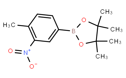 BP20675 | 1072945-06-2 | 4-Methyl-3-nitrophenylboronic acid pinacol ester