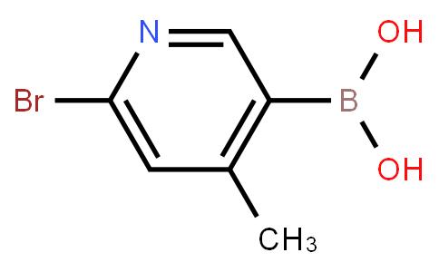 BP20678 | 1072945-75-5 | 6-Bromo-4-methylpyridine-3-boronic acid