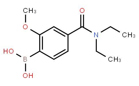 BP20679 | 913835-34-4 | 4-(Diethylcarbamoyl)-2-methoxyphenylboronic acid