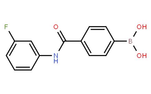 BP20681 | 874288-05-8 | 4-(3-Fluorophenylcarbamoyl)phenylboronic acid