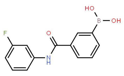 BP20684 | 874288-34-3 | 3-(3-Fluorophenylcarbamoyl)phenylboronic acid