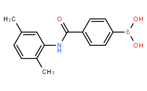 BP20686 | 913835-40-2 | 4-(2,5-Dimethylphenylcarbamoyl)phenylboronic acid