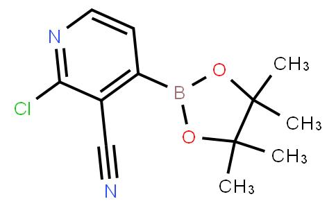 BP20687   878194-94-6   2-Chloro-3-cyanopyridine-4-boronic acid pinacol ester