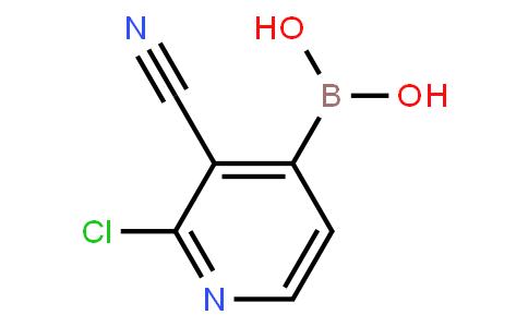 BP20688 | 878194-88-8 | 2-Chloro-3-cyanopyridine-4-boronic acid