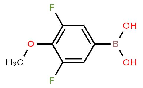 BP20690   208641-98-9   3,5-Difluoro-4-methoxyphenylboronic acid