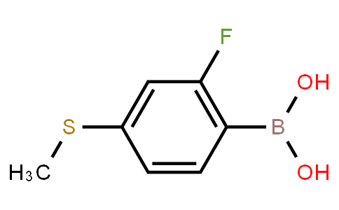 BP20695   957060-84-3   2-Fluoro-4-methylthiophenylboronic acid