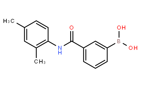 BP20697 | 957060-98-9 | 3-(2,4-Dimethylphenylcarbamoyl)phenylboronic acid