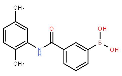 BP20699 | 957061-00-6 | 3-(2,5-Dimethylphenylcarbamoyl)phenylboronic acid
