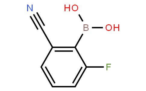 BP20700 | 656235-44-8 | 2-Cyano-6-fluorophenylboronic acid